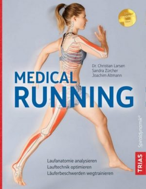 NEU «Medical Running» Spiraldynamik® Buch